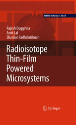 Radioisotope Thin-Film Powered Microsystems
