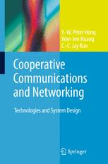 Cooperative Communications and Networking