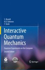 Interactive Quantum Mechanics