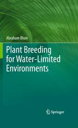 Plant Breeding for Water-Limited Environments