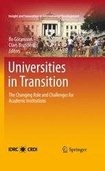 Universities in Transition