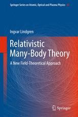 Relativistic Many-Body Theory