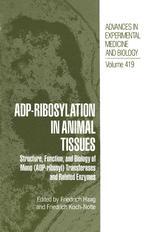 ADP-Ribosylation in Animal Tissues
