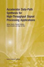 Accelerator Data-Path Synthesis for High-Throughput Signal Processing Applications