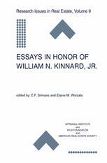 Essays in Honor of William N. Kinnard, Jr