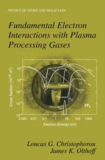 Fundamental Electron Interactions with Plasma Processing Gases