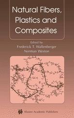 Natural Fibers, Plastics and Composites