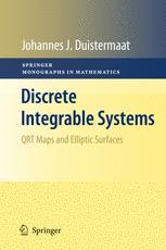 Discrete Integrable Systems