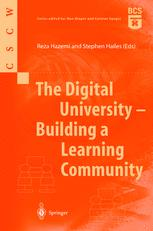 The Digital University — Building a Learning Community