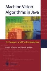 Machine Vision Algorithms in Java