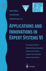 Applications and Innovations in Expert Systems VI