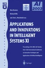 Applications and Innovations in Intelligent Systems XI