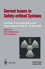 Current Issues in Safety-Critical Systems
