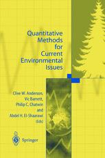 Quantitative Methods for Current Environmental Issues