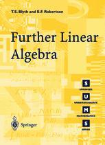 Further Linear Algebra