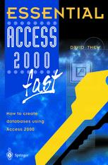 Essential Access 2000 fast