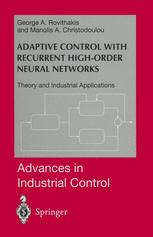 Adaptive Control with Recurrent High-order Neural Networks