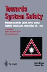 Towards System Safety