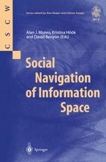 Social Navigation of Information Space