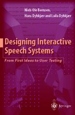 Designing Interactive Speech Systems