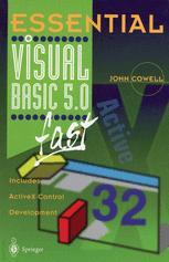 Essential Visual Basic 5.0 Fast