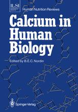 Calcium in Human Biology