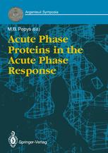 Acute Phase Proteins in the Acute Phase Response