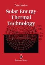 Solar Energy Thermal Technology