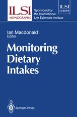 Monitoring Dietary Intakes