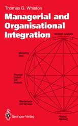 Managerial and Organisational Integration