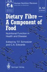 Dietary Fibre — A Component of Food