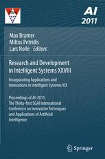 Research and Development in Intelligent Systems XXVIII