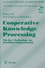 Cooperative Knowledge Processing
