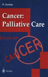Cancer: Palliative Care
