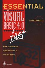Essential Visual Basic 4.0 Fast