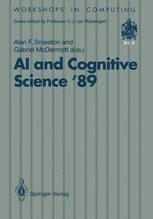 AI and Cognitive Science '89