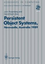 Persistent Object Systems