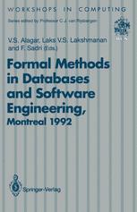 Formal Methods in Databases and Software Engineering