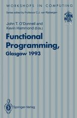 Functional Programming, Glasgow 1993