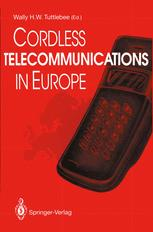 Cordless Telecommunications in Europe
