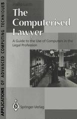 The Computerised Lawyer