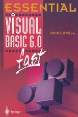 Essential Visual Basic 6.0 fast