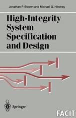 High-Integrity System Specification and Design