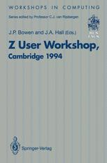 Z User Workshop, Cambridge 1994