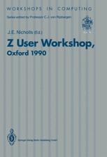 Z User Workshop, Oxford 1990