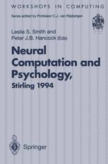 Neural Computation and Psychology