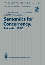 Semantics for Concurrency