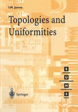 Topologies and Uniformities