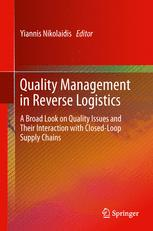 Quality Management in Reverse Logistics