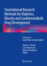 Translational Research Methods for Diabetes, Obesity and Cardiometabolic Drug Development